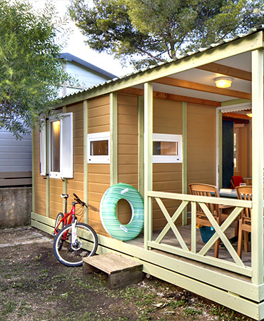 Camping Giens VAKANTIEWONING Provence