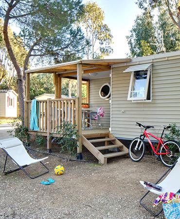 Camping Giens STACARAVAN Riviera