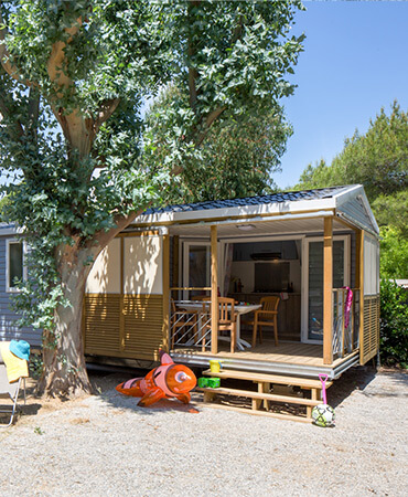 Camping Giens STACARAVAN Soléo