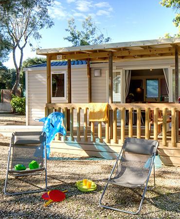 Camping Giens STACARAVAN Hélios