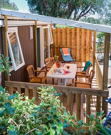 Camping Giens STACARAVAN Grand Alizé